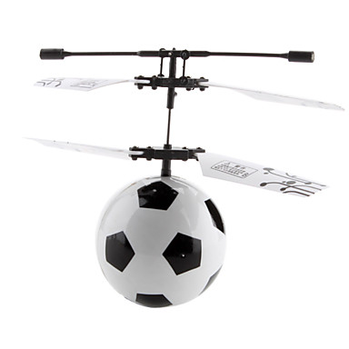 Football IR Remote Control Flying Saucer with Light