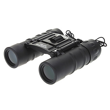 PANDA 16x25 Rubber+Plastic Binocular with A Nylon Bag and A Wiping Cloth
