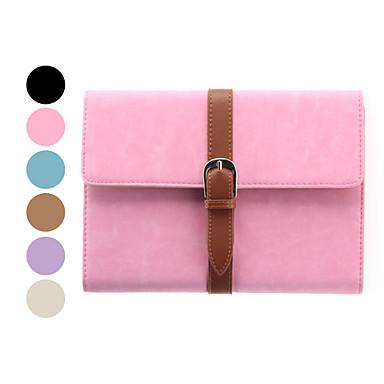 Elegant Design Leather Case w/ Stand for iPad mini 3, iPad mini 2, iPad mini (Assorted Colors)