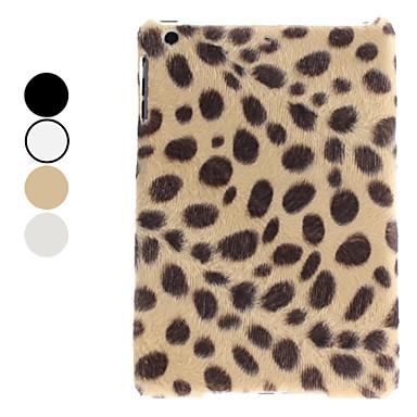 נמר סגנון tomenta מקרה קשה עבור iPad Mini 3, ipad mini 2, mini ipad (צבעים שונים)