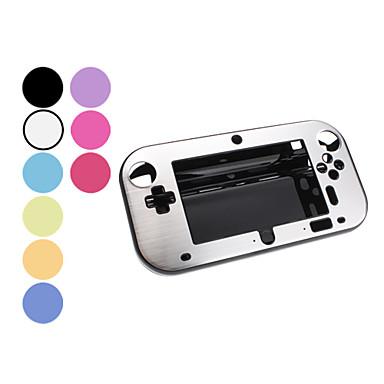 Boîtier en aluminium de protection pour la Wii U GamePad (couleurs assorties)