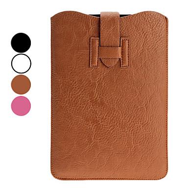 udsøgte PU læder poser til ipad mini 3, iPad Mini 2, iPad Mini (assorterede farver)