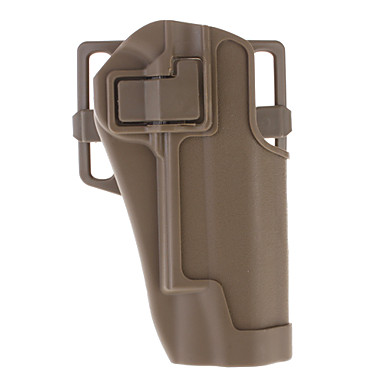 Plastic+Cloth Material Gun Holster for 1911(2 Colors)