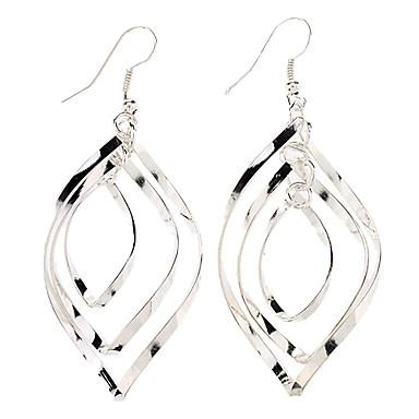 Kadın's - Som Gümüş, Gümüş Moda Uyumluluk Günlük