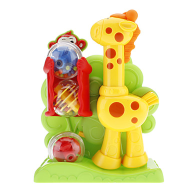 Beilekang Ball Kicking Giraffe Toy for Children