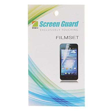 HD Screen Protector with Cleaning Cloth for HTC G3