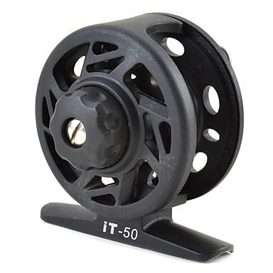 IT-50 Black Plastic Fast Dynamic Fish Wheel