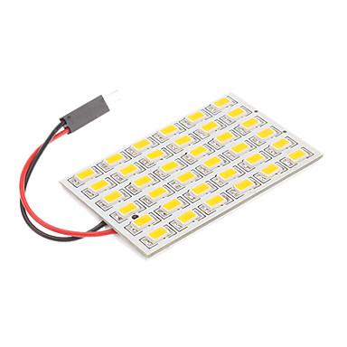 T10/BA9S/Festoon 8W 36x5730SMD Warm Wit Licht LED lamp voor in de auto leeslamp (12V)