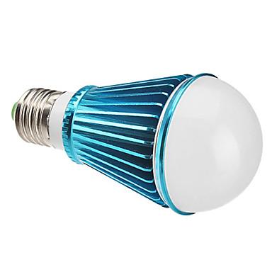 E26/E27 7 W 7 High Power LED 630 LM Warm White A Globe Bulbs AC 85-265 V