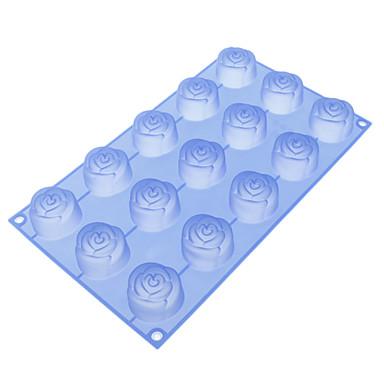 1pc Siliconen Milieuvriendelijk DHZ Cake Koekje Taart bakvorm Bakvormen gereedschappen