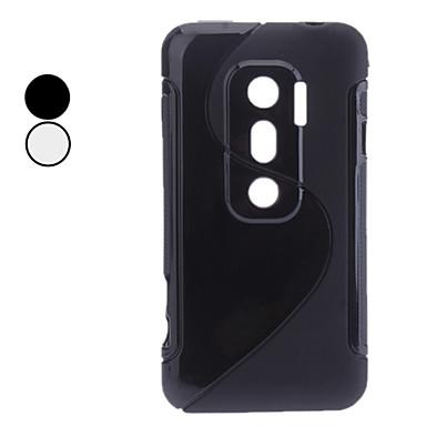 S-Shape caso molle di TPU per HTC G17 (colori assortiti)