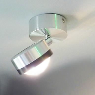 Duvar ışığı Ortam Işığı 1W 90-240V Birleştirilmiş LED Modern/Çağdaş Eloktrize Kaplama