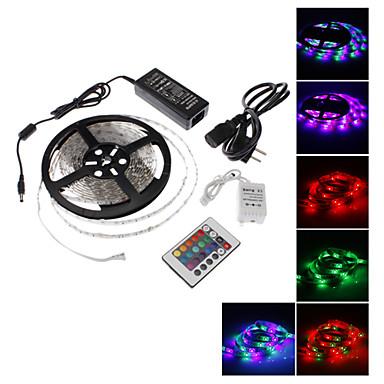 300 נוריות RGB החלפת צבעים AC100-240 AC 100-240V V
