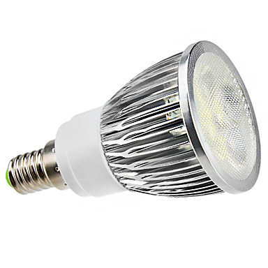 E14 5 W 5 High Power LED 450 LM Natural White MR16 Decorative / Dimmable Spot Lights AC 220-240 V