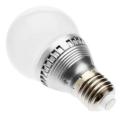 lm E26/E27 LED Küre Ampuller G60 led Entegre LED Uzaktan Kumandalı RGB AC 220-240V