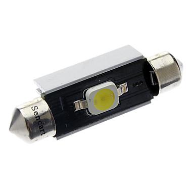 Festoon Car White 2W SMD LED 6000-6500 Reading Light Door lamp CANBUS