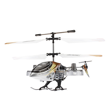 LISHI 6022 4,5 canal métallique hélicoptère télécommande avec gyroscope (6xAA)