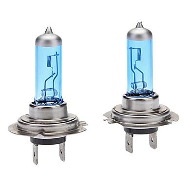 cheap Car Headlights-2pcs H7 Car Light Bulbs 100W Halogen Headlamp For universal