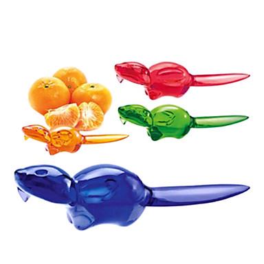 1 parça Çarpma ve Grater For Meyve Paslanmaz Çelik Yenilikçi / Çok Fonksiyonlu / Çevre Dostu / Yaratıcı Mutfak Gadget