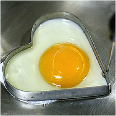 Кухонные принадлежности Нержавеющая сталь DIY прессформы Для Egg 1шт