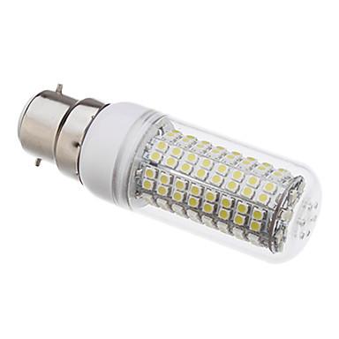 B22 5W 410LM 6000K Soğuk Beyaz Işık LED Mısır Ampul (220V) 108x5050SMD