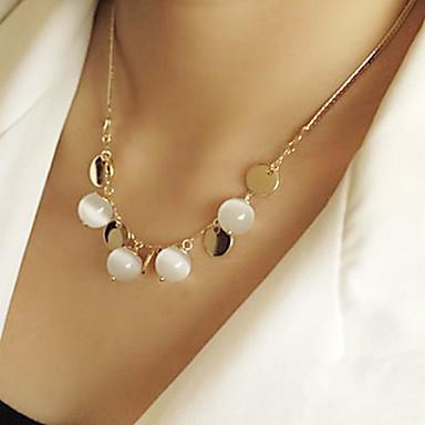 Kadın's Uçlu Kolyeler - Moda Kolyeler Mücevher Uyumluluk Parti