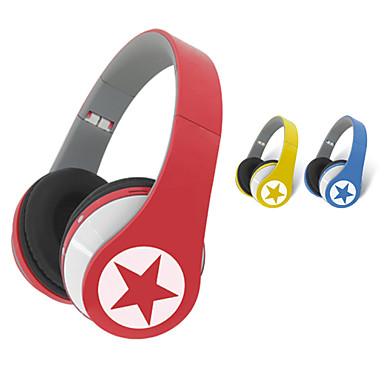 HV-H99TF Kulak Üzerinden / Saç Bandı Kablosuz Kulaklıklar Plastik Oyunlar Kulaklık kulaklık