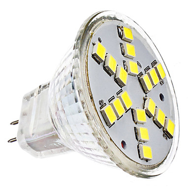 2w gu4 (mr11) led spotlight mr11 18 smd 2835 180-200lm soğuk beyaz 6000k ac 12 dc 12v
