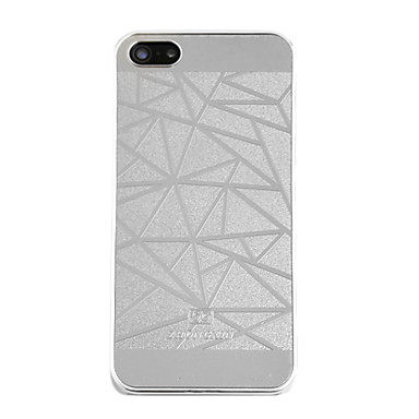 Elegant Four-Dimensional Space Copper Sheet for iPhone 5/5S(Assorted Color)