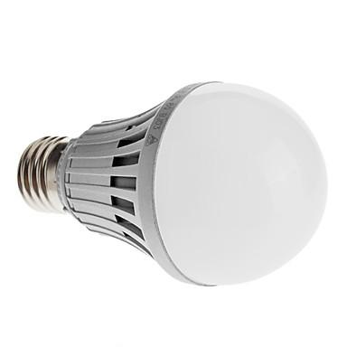 e27 A60 7W er 14xsmd5730 700lm varm / kjølig hvitt lys førte ballen pære (220-240V)