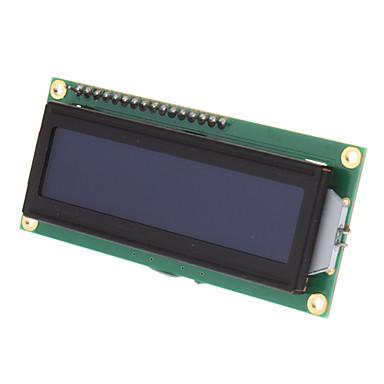 için iic/i2c 2004 lcd ekran modülü mavi ekran (arduino için) uyumlu seri