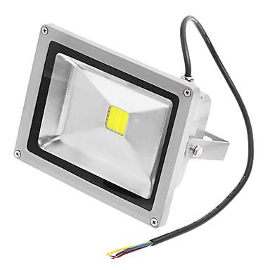 1400 lm LED Yer Işıkları 1 led Doğal Beyaz AC 220-240V