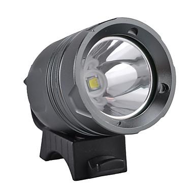 SingFire SF-533 5-Mode Cree XM-L T6 LED farları (1000LM, 4x18650, Siyah + Gri)