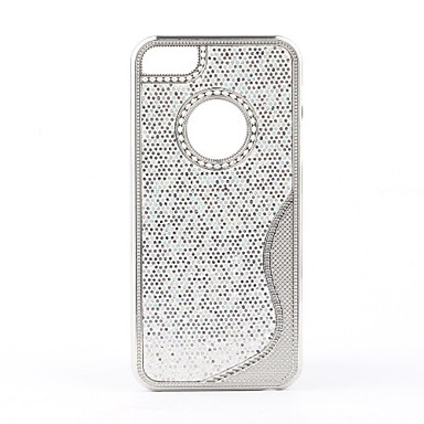 Case Dura para iPhone 5 - Strass Brilhante