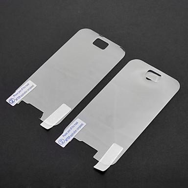 Ekran Koruyucu için Samsung Galaxy Other PVC Ön Ekran Koruyucu Çizilmeye Dayanıklı