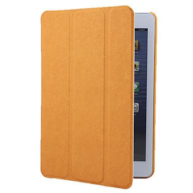 étui en cuir PU avec support pour iPad Mini