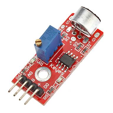 yüksek kalite (arduino için) mikrofon ses algılama sensör modülü