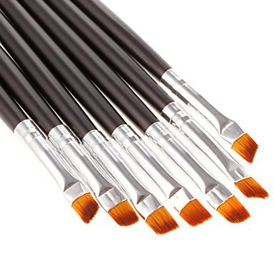 7pcs Makyaj fırçaları Profesyonel Fırça Setleri Sentetik Saç / Suni Fibre Fırça Klasik / Orta Fırça