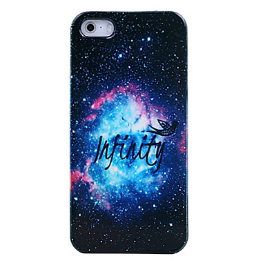 Blue Starry Sky Pattern Back Case for iPhone 5/5S