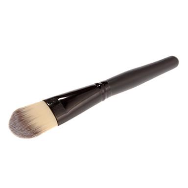 1pcs Makyaj fırçaları Profesyonel Fondöten Fırçası Sentetik Saç Küçük Fırça