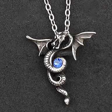 Mücevher Gotik Lolita Kolye Lolita Lolita Aksesuarları Kolye Kırk Yama İçin Suni Değerli Taş alaşım