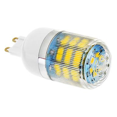 2.5W 250-300 lm G9 LED Mısır Işıklar T 46 led SMD 2835 Serin Beyaz