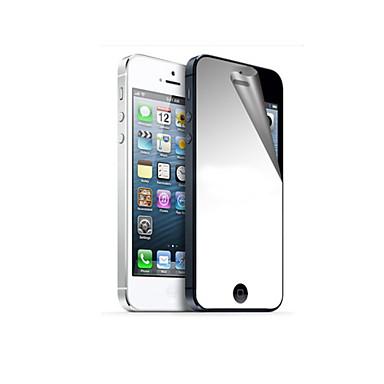 Ekran Koruyucu Apple için iPhone 6s iPhone 6 iPhone SE/5s 1 parça Ön ve Arka Koruyucu Aynalı