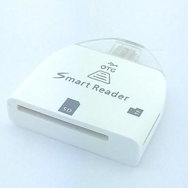 Samsung Galaxy i9100 / i9220 / i9300 / N7100 için Multi-in-1 SD / MMC / TF Kart Okuyucu