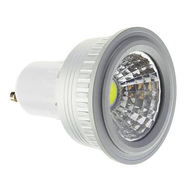 GU10 4W COB 320 LM Cool White Dimmable LED Spotlight AC 220-240 V