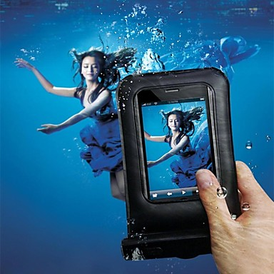 Universal Professional PVC Waterproof Case IPX8 Certified to 10M  for Samsung (Assorted Colors)