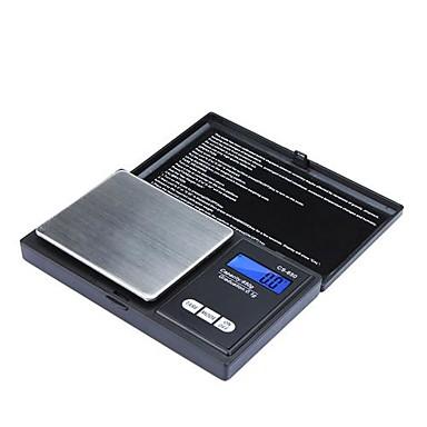 Высокая точность Мини Электронные цифровые весы карманные ювелирные весы, портативные 650g/0.1g