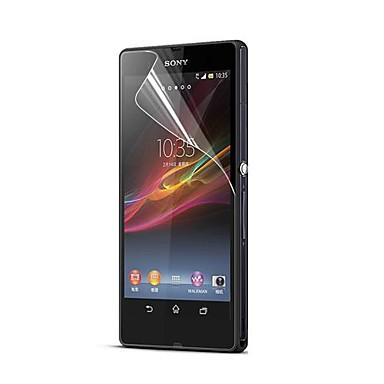 Sony Xperia Z / L36h için Enkay Mat Ekran Koruyucu Koruyucu Film Guard