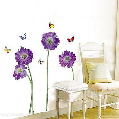 Duvar Etiketler Uçak Duvar Çıkartmaları Dekoratif Duvar Çıkartmaları, Vinil Ev dekorasyonu Duvar Çıkartması Duvar