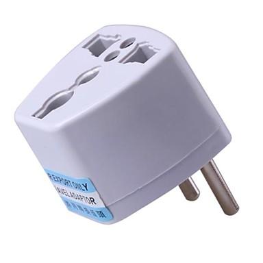 KPT-17 High Quality Multifunctional Universal EU Travel AC Power Adapter Plug (250V, 10A)
